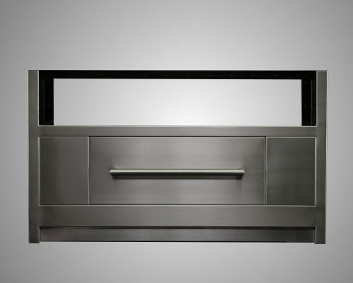 10 Burner Grill Module with Drawer