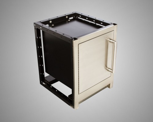 Cabinet Module Door with Shelf