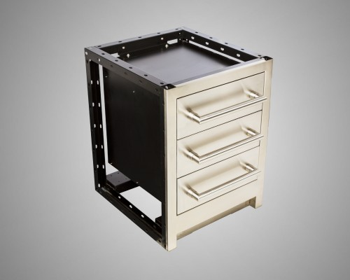 Cabinet Module with 3 Drawers