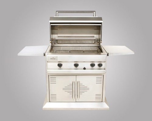 "The ""THREE-ONE SIX"" - 316L Stand Alone Grill"