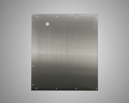Stainless Steel End Panels for Modular System