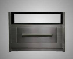 8 Burner Grill Module with Drawer