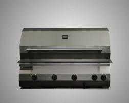 8 Burner Built-In Grill with Rotisserie