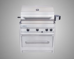 "The ""THREE-ONE SIX"" - 316L Grill"
