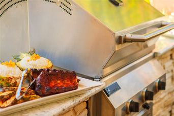 Standalone Grills Factory Direct Lifetime Warranty