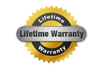 Factory Direct Lifetime Warranty