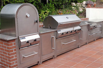 outdoor kitchen equipment grill outdoor kitchens factory direct lifetime warranty worlds best grills bbqs pizza ovens smokers